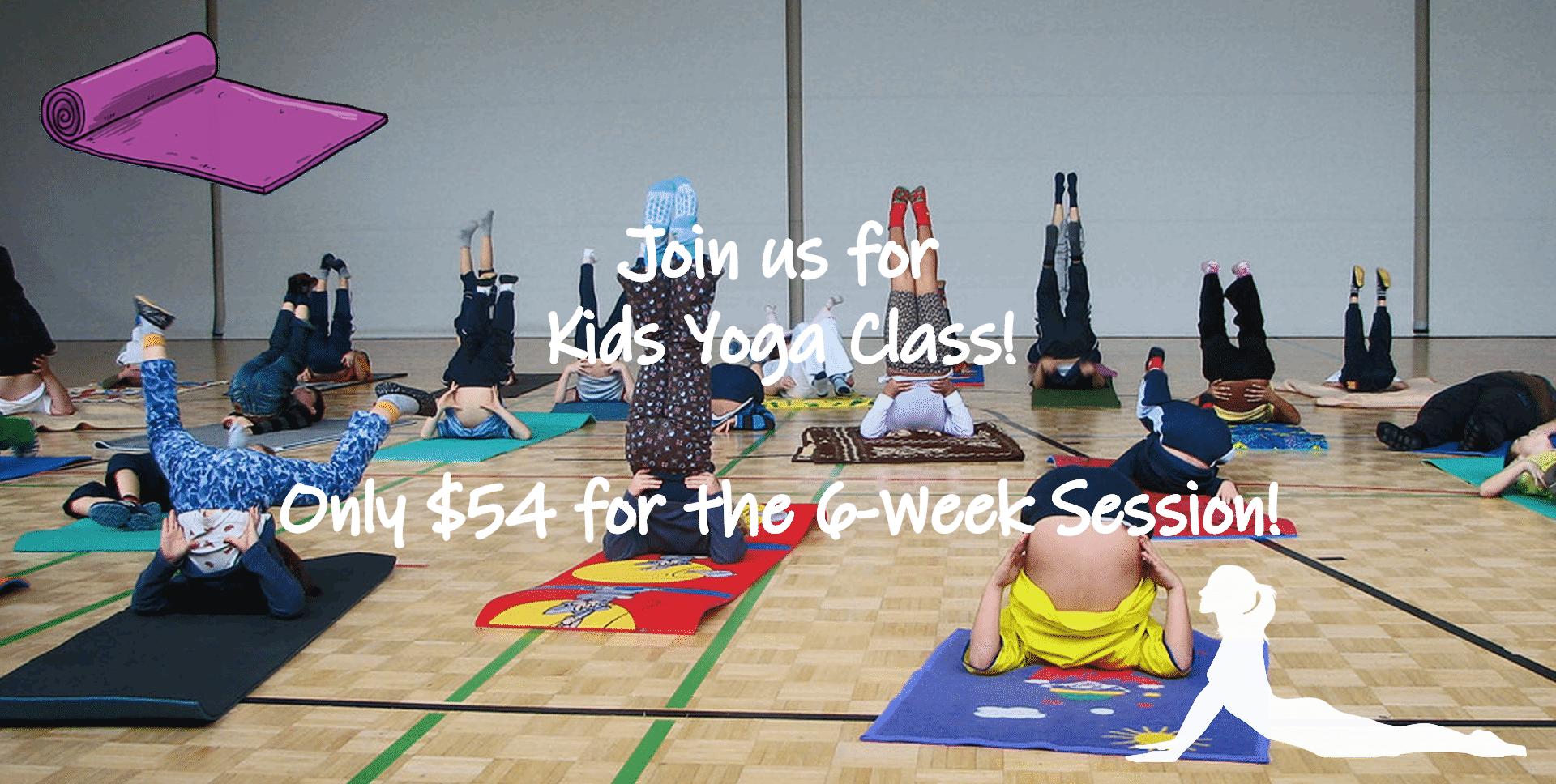 kids yoga kenosha, yoga class for kids kenosha, kenosha yoga